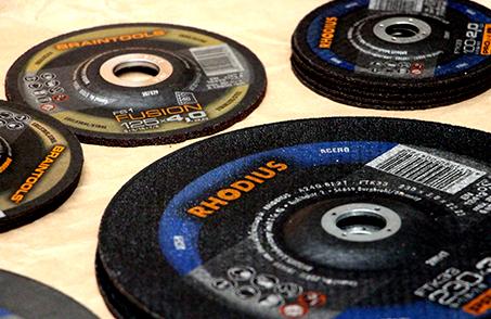 Rhodius Discs