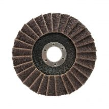 Josco 125mm Course Poly Flap Disc