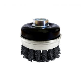 Brumby 75mm Twistknot Multi-Thread Long Life Cup Brush