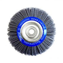 Tomcat 150mm Abrasive Nylon Wheel Brush