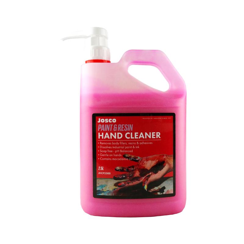 Josco Paint & Resin Hand Cleaner 2 5L - Josco