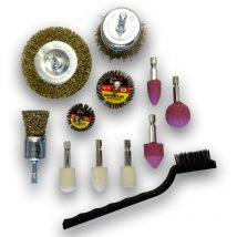 12 Piece Drill Accessory Kit