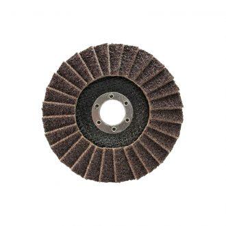 Josco 100mm Course Poly Flap Disc