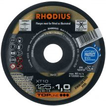 Rhodius 125mm Cutting Disc XT10