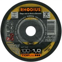 Rhodius 100mm Cutting Disc XT10