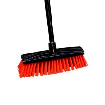 25cm Indoor Broom with Handle