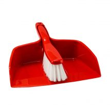 25cm Bench Brush and Pan Set