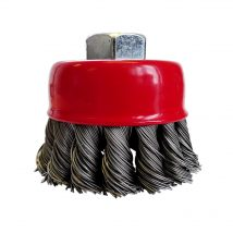 Josco 65mm Multi-Thread Twistknot Cup Brush