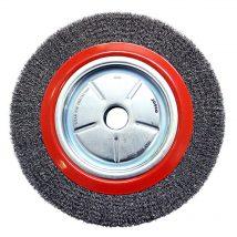 Josco 300mm x 50mm Crimped Wheel Brush