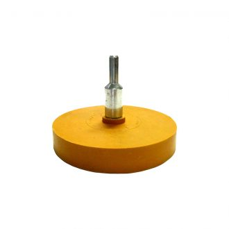 Josco 90mm Caramel Wheel