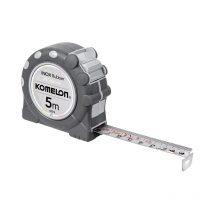 Komelon 5m x 19mm INOX Rubber Stainless Steel Tape