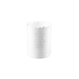 "Josco 38mm (1 1/2"") 4-6 TPI Bi-Metal Holesaw"
