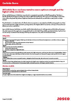 carbide-burrs-technical-information