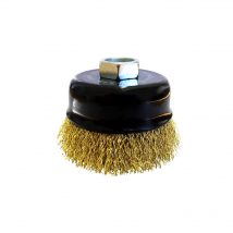 Brumby 75mm Crimped Multi-Thread Cup Brush