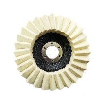 Josco 127mm Felt Polishing Flap Disc