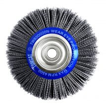 Tomcat 200mm Abrasive Nylon Wheel Brush