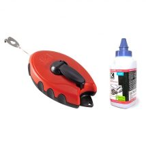 Kapro Chalk Line and Bottle Set