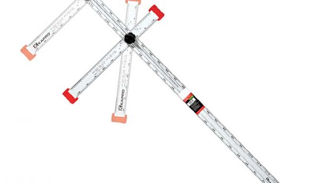 kapro adjustable t-square angle