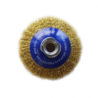 tomcat-100mm-crimped-brass-wire-bevel-brush