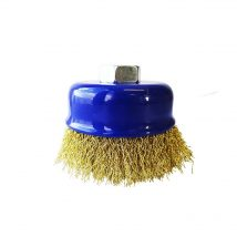 tomcat-75mm-crimped-brass-wire-cup-brush