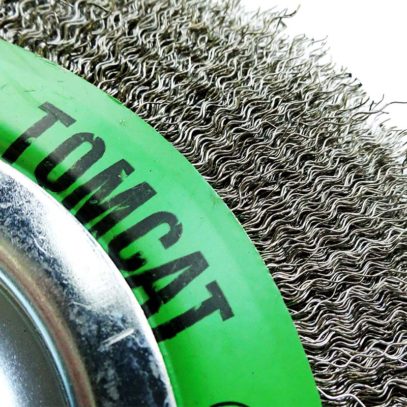 tomcat-200mm-crimped-stainless-steel-wheel-brush-2