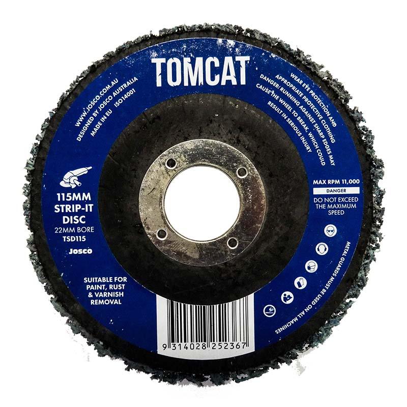 tomcat-115mm-strip-it-disc