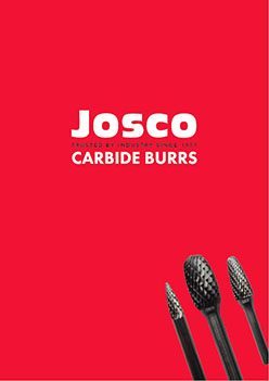 Josco Carbide Burr Catalogue