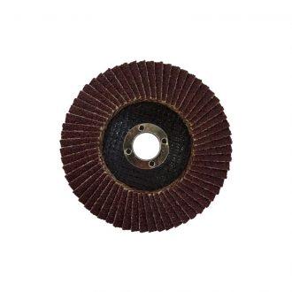 Brumby 100mm Aluminium Oxide Flap Disc 40G