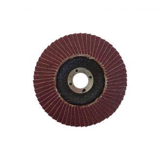 Brumby 100mm Aluminium Oxide Flap Disc 80G