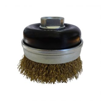 Brumby 75mm Crimped Cup Brush