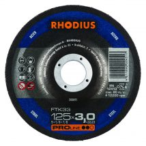 Rhodius 125mm Cutting Disc FTK33