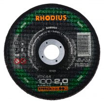 Rhodius 100mm Cutting Disc FTK44