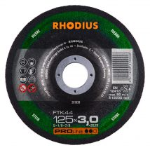 Rhodius 125mm Cutting Disc FTK44
