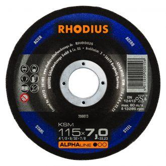 Rhodius 115mm Grinding Disc KSM