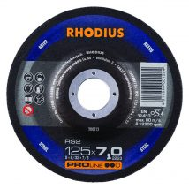 Rhodius 125mm Grinding Disc RS2