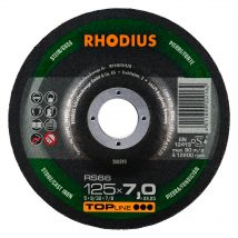 Rhodius 125mm Grinding Disc RS66