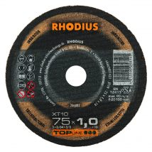 Rhodius 75mm Cutting Disc XT10 Mini