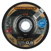 Rhodius 125mm Cutting Disc XTK8 EXACT