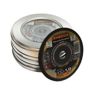 Rhodius 100mm Cutting Disc XT70 10 Pack