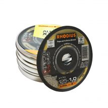 Rhodius 125mm Cutting Disc XT70 10 Pack