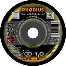 Rhodius 100mm Cutting Disc XT70