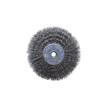 85mm x 25mm Bandsaw Crimped Wheel Brush