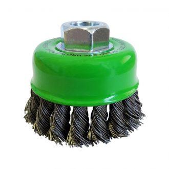 Josco 75mm Multi-Thread Twistknot Cup Brush