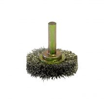 Josco 40mm x 8mm Stainless Steel High Speed Decarbonising Brush