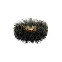 Josco 75mm High Speed Crimped Wire Brush