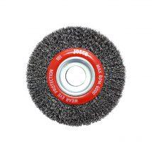 125mm x 25mm Multi-Bore Crimped Wheel Brush