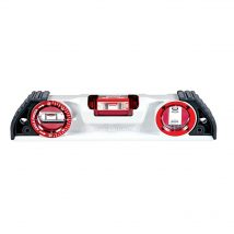 OPTIVISION Red Cast Toolbox Level 25cm