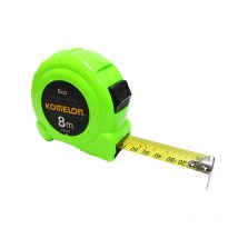Komelon 8m x 25mm Green Eco Power Tape